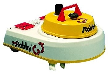 Automatischer Pool-Bodensauger Robby G3