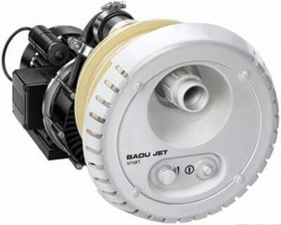 Gegenstromanlage Badu Jet Smart Fertigmontagesatz
