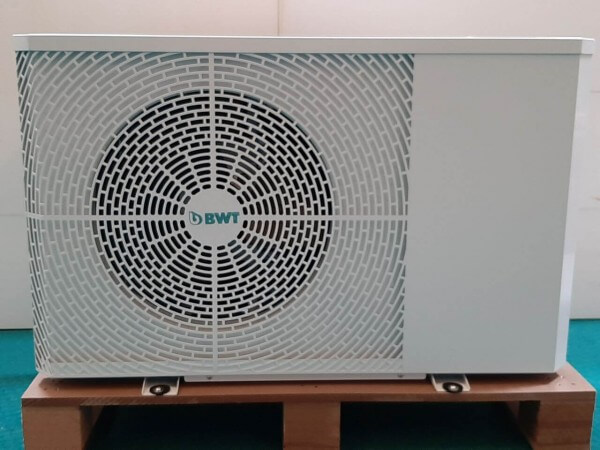 Wärmepumnpe BWT Fullinverter WIFI
