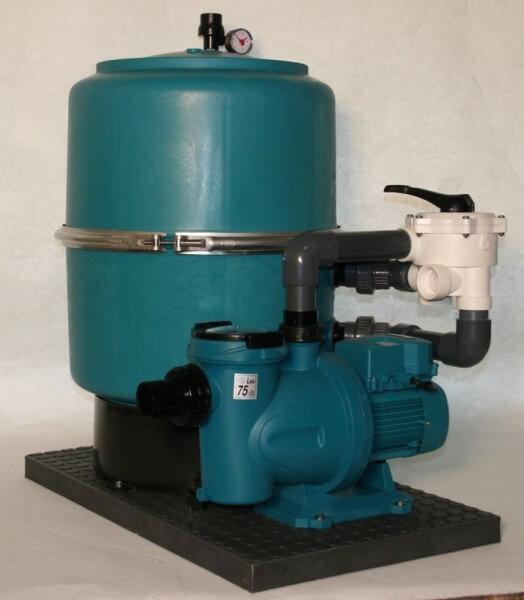 Filteranlage SF 500 Silen S 60-12 M