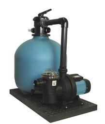Filteranlage Top 550 Silen S 60 - 12