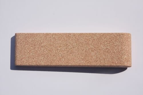 Gratonit Randstein-Set terracotta für Ovalbecken