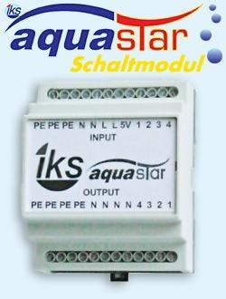 DIN_Schaltmodul für IKS Poolpilot