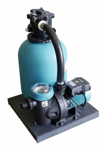 Filteranlage Alpha 450 | Silen I 50-12 M