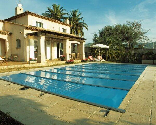 Rollschutzabdeckung WALU Pool Evolution 4,00 x 8,00 m