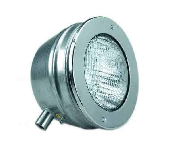Unterwasserscheinwerfer LED LumiPlus V1.11 weiss aus Edelstahl