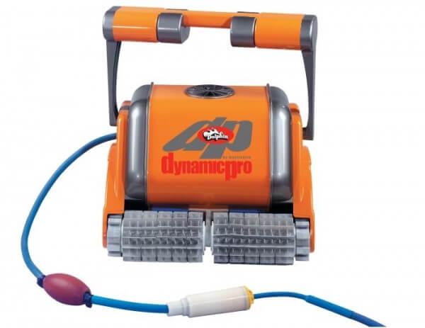 Poolroboter Dolphin Dynamic Pro X2 Kombi-Bürsten