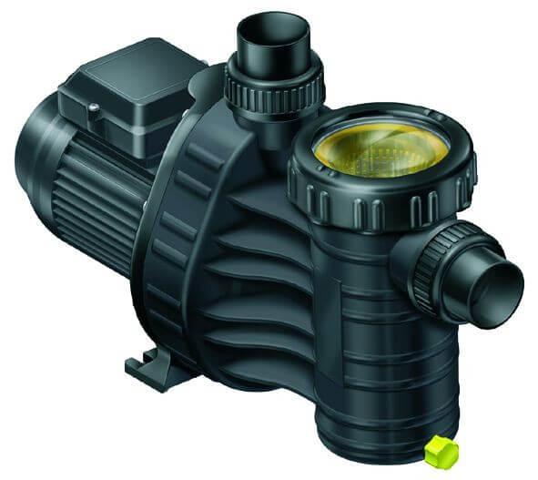 Filterpumpe Aquaplus