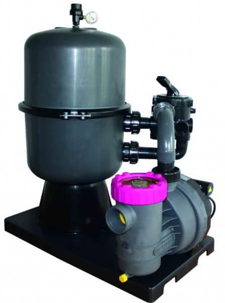 Filteranlage HP 400 i-Str 10