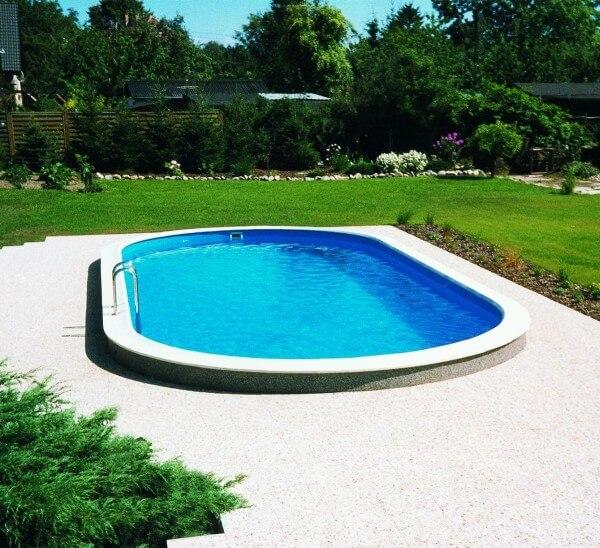 Ovalpool-Set Toscana Conzero